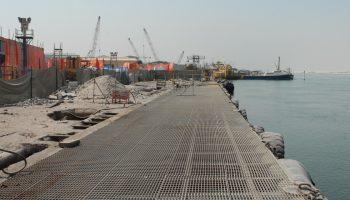 ADYARD Quay Repair Works
