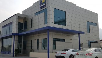 Rotary Site Office Building